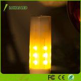 LEDの炎の球根のEmulational市点滅1700K 2W G4 LEDの電球を打つこと