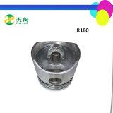 SD1115 escogen el pistón del aluminio del motor diesel del movimiento del cilindro cuatro