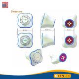 Altofalante plástico do profissional de Bluetooth do altofalante confidencial impermeável da forma da flor da modalidade