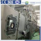 Spremuta gassosa della macchina della bibita analcolica che riempie la linea di produzione completa