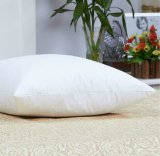 Knitting machine Cover White Duck Down Standard Size Pillow