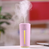 Humectador fresco del aire de la niebla con la luz de la noche de 7 colores para Infoor o el coche
