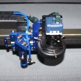 Cortadora del laser del CNC del metal con la estructura de encargo (JM-1680H-CCD)