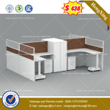 Горячая продажа офисной мебели меламина со стойкой регистрации (HX-8NE050)