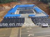 Сборные легких стальных здание EPS Сэндвич панели для временных отделений/рабочих общежитиях/авторемонтной мастерской и склада