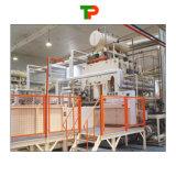 Laminación caliente de la prensa para la máquina de madera de la fabricación de las tarjetas de los muebles del panel de la melamina