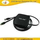 Оптовая торговля производителем мощность банк втягивающийся кабель USB мотовила