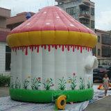 Camera gonfiabile rimbalzante di rimbalzo di evento di festa della festa di compleanno dei bambini