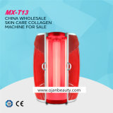 縦のCollariumの赤灯療法のベッドのコラーゲンのベッドの美装置