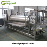 Gyc verduras fruta de la producción lechera de la línea de procesamiento de Fábrica de Equipos limpieza CIP en su lugar de la máquina del sistema de limpieza