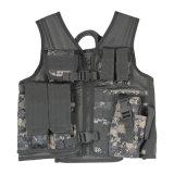 Tactische Vest van Paintball van het Gevecht van de jacht het Militaire Airsoft Molle Nylon