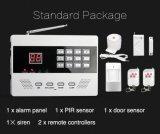 ホームセキュリティーの高品質の無線警報システム