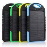 À prova de água portátil mais barato de fábrica de alimentação do carregador da bateria solar Universal de banco