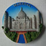 Magneet van de Koelkast Polyresin van de douane 3D Indische voor Deco