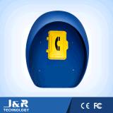 Lärmverminderung-Telefon-Haube, Vandalproof Haube, wasserdichte Telefon-Haube