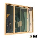 Puder-überzogene Aluminiumschiebetür, Schiebetür, Fenster, Aluminiumfenster, Aluminiumfenster K01088