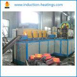 La fornace per media frequenza del riscaldamento di pezzo fucinato della barra con la consegna digiuna