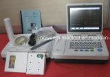 病院の使用8.4インチのタッチ画面のElectrocardiograph 12チャネルECG (EM1200A)