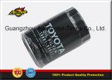 Filtro de petróleo del fabricante de China de los recambios 15601-33021 para el coche de Toyota