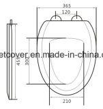 American Standard Elongtaed Toilet Seat Duroplast