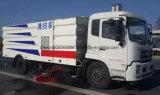 Prijs van de Vrachtwagen van de Weg van de Veger 155kw van Dongfeng 4X2 de Schone