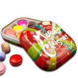Коробка олова Cookies&Sweets/коробка подарка металла (S001-V7)