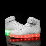 USB Uniex резвится светлые ботинки СИД