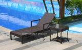 Presidenze di salotto esterne della spiaggia del salotto di Sun del ricorso della mobilia del rattan (LL-RST007)