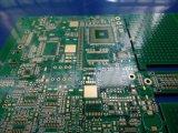 PCB RF aveugles via le circuit d'administration avec la conception d'or d'immersion
