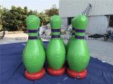 Drôle et humain gonflable Excitting boule de bowling pour jeux de plein air