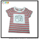 아기를 인쇄해 동물은 남녀 공통 유아 t-셔츠를 입는다