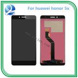 100% accesorios de trabajo LCD del teléfono para la visualización del tacto de Huawei Honor5