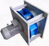 Échappement de refroidissement vers l'arrière incurvé industriel de ventilation centrifuge de ventilateur (400mm)