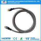 Preiswertestes 1.4V/1080P Kabel des Ethernet-HDMI für Computer