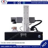 Машина маркировки лазера волокна качества высокого луча для крышки вахты задней