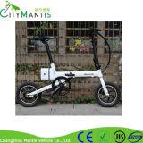 Aluminiumlegierung eine Sekunde elektrisches Fahrrad faltend