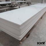 surface solide acrylique pure blanche de glacier de 12mm