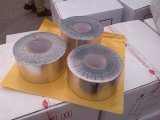 Aluminium-PET Tiefbauantikorrosion-Rohr-Verpackungs-Band, anhaftende Leitung-blinkendes Band einwickelnd, Polyäthylen-Butylband