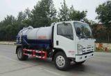 Широко используются сточные воды всасывающий погрузчик, вакуумный насос канализационные отстойники танкеров резервуар для воды грузовики для продажи