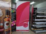 表示85*200cmを広告して広告のための旗の立場の印刷を転送しなさい