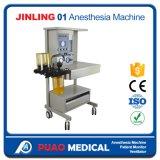 Instrumentos quirúrgicos básicos, modelo de la máquina Jinling-01 de la anestesia