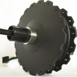 Motore a basso rumore del motore BLDC di Ebike del motore nero di CC