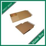 Коричневый гофрированный картонной упаковки