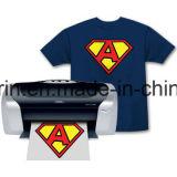 Haut du papier de transfert de chaleur Qualith compatible avec l'imprimante pour les textiles