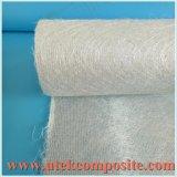 Couvre-tapis combiné continu piqué par fibre de verre