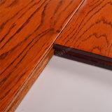 얼룩 색깔 Handscrpaed 목제 마루를 가진 참나무 마루