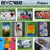 Flatbed Digital Phone Case Printer with Textured Effect