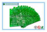 Prix à fort débit vert de carte de Fr4 2-Layer bon