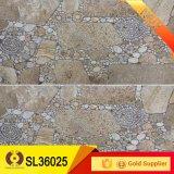 La piedra casera de la decoración embaldosa el azulejo de suelo de cerámica de la pared (SL36028)
