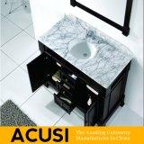 Новая наградная американская тщета ванной комнаты твердой древесины грецкого ореха типа (ACS1-W23)